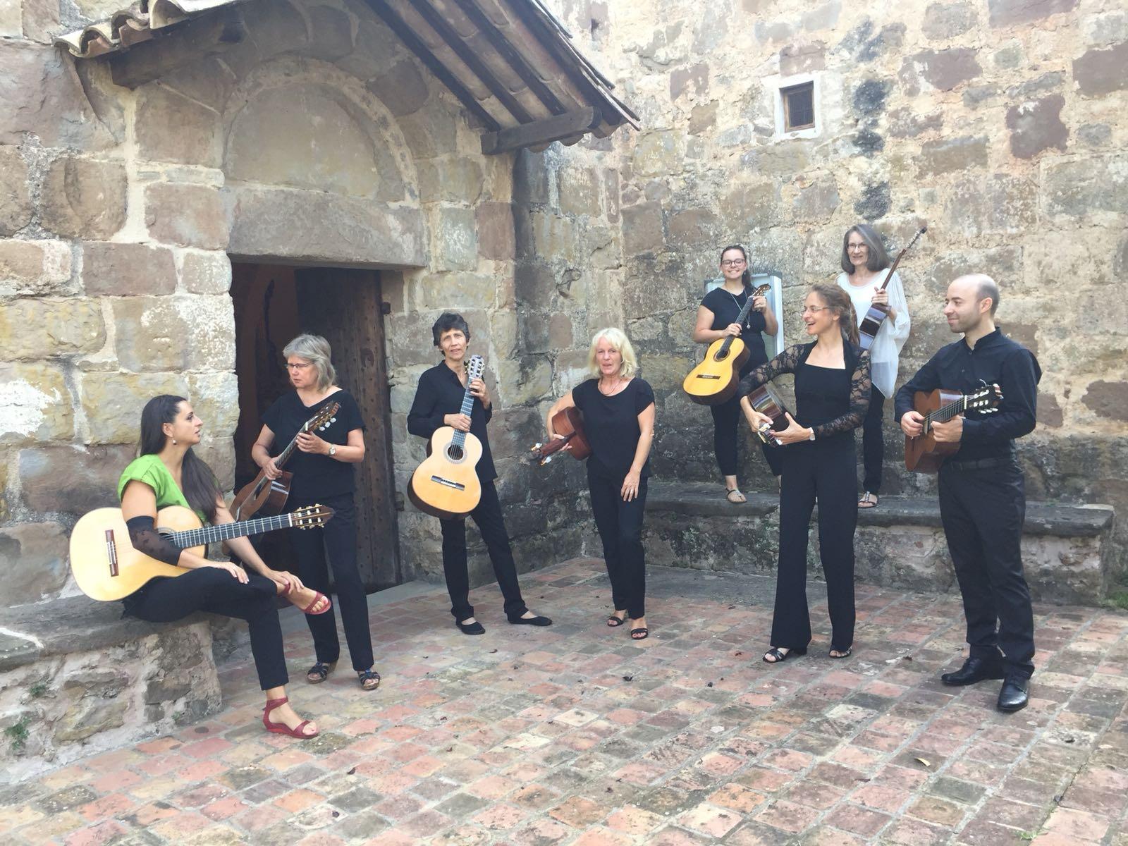 Sächsisches Gitarrenensemble