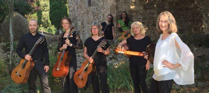 Konzertreise Nordspanien
